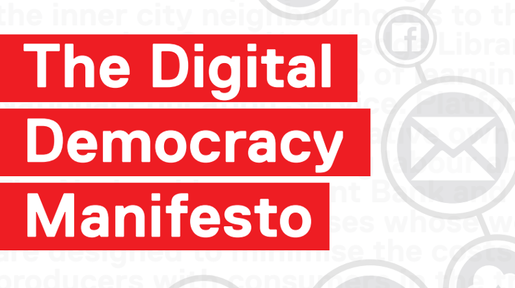 Corbyn's Digital Democracy Manifesto supports Platform Co-ops