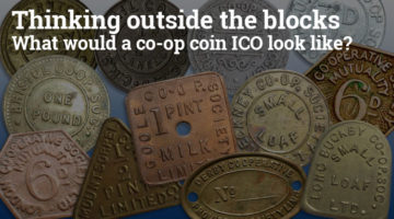 What would a Co-op Coin ICO look like?