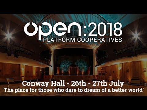 OPEN 2018 – The voice of the future