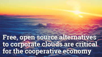 The making of the Cooperative Cloud