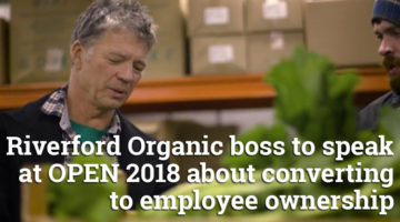 Riverford boss to speak at OPEN 2018 about converting to employee ownership