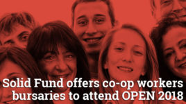 Co-op Workers bursaries to attend OPEN 2018