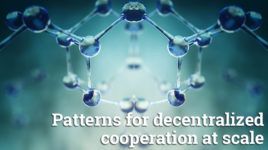 Decentralized co-operation at scale