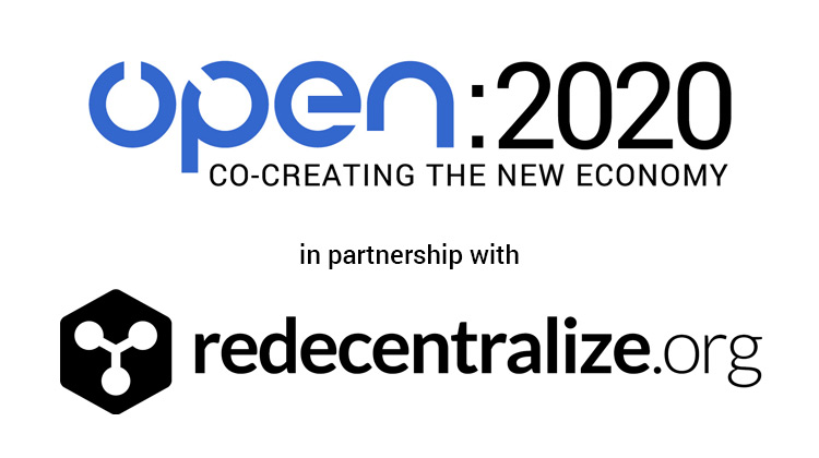 OPEN 2020 partners with Redecentralize.org