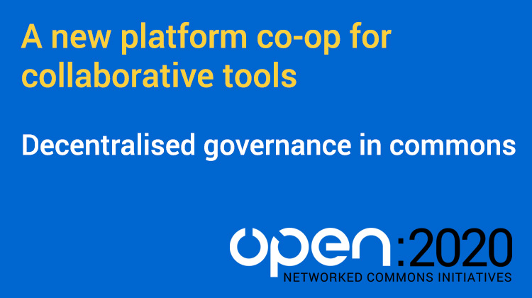 VIDEO: OPEN 2020 – Governance in collaborative projects