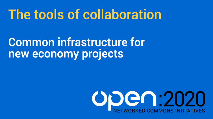 VIDEO: OPEN 2020 – Tools of collaboration